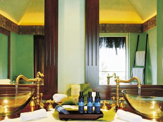 Spa facilities at Tamarind Beach Hotel & Yacht Club