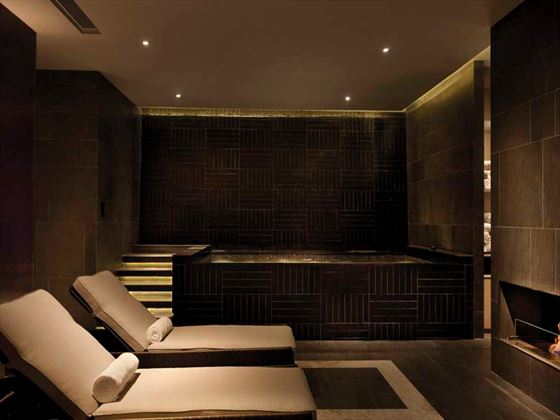 Spa room at The Mira Hong Kong Kowloon