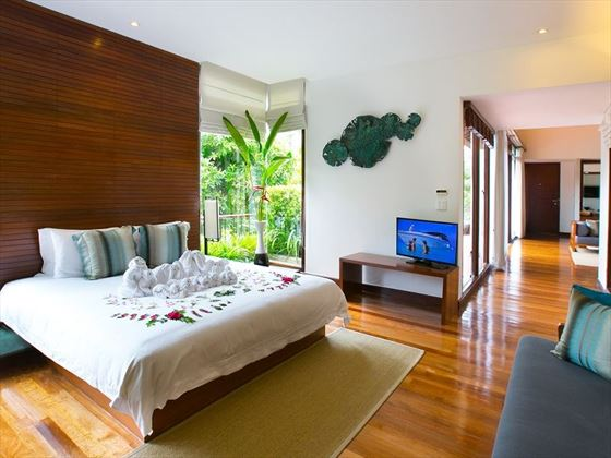 The Sarojin Spa Suite