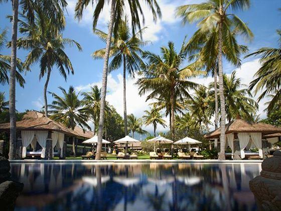 Pool at Spa Village Resort Tembok, Bali