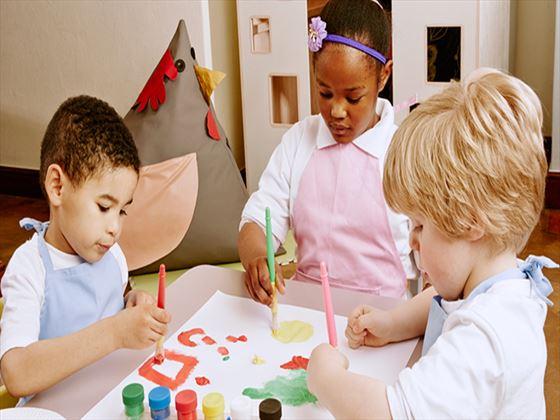 Spier Hotel childrens activities