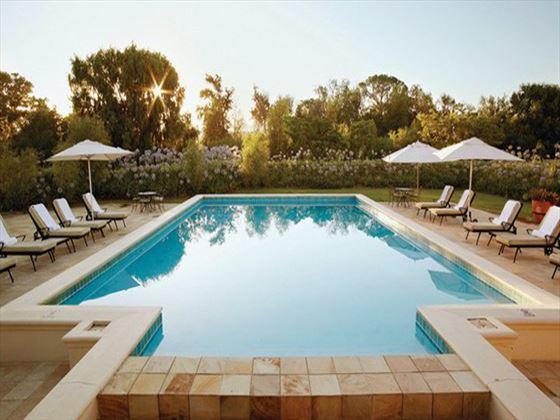 Spier Hotel main pool