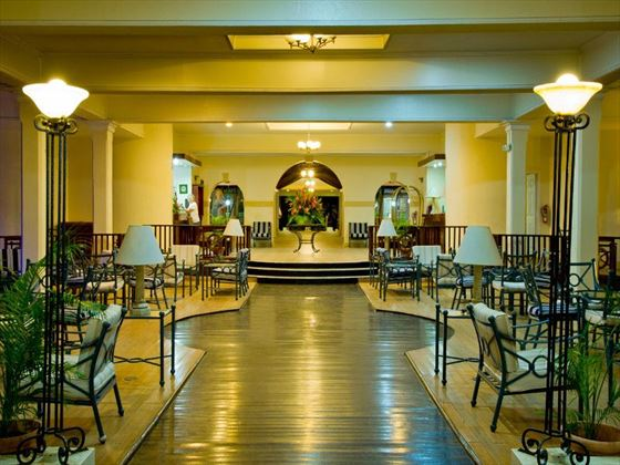 St Lucian by Rex Resorts lobby