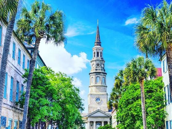 St Philips Episcopal Church, Charleston