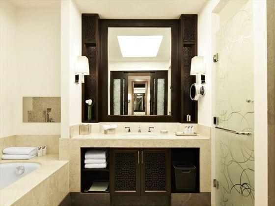 St Regis Doha bathroom