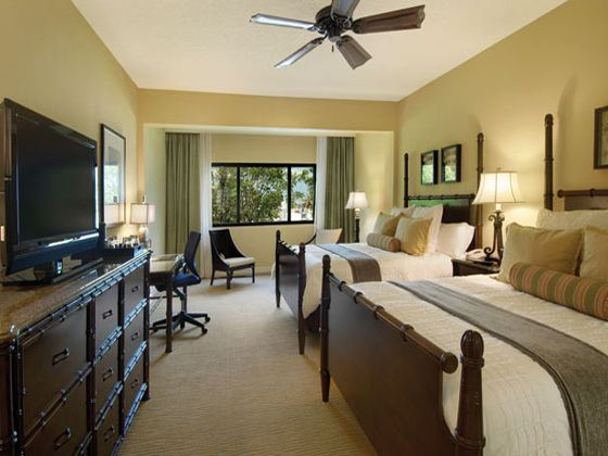 Hawks Cay Resort Standard Room