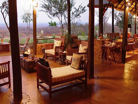 Stanley Safari Lodge relax