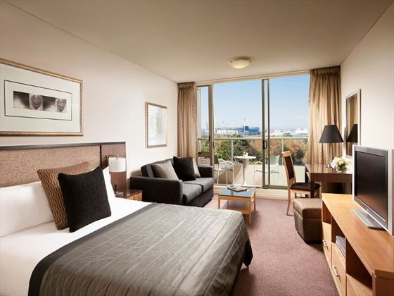 Studio Suite at Quay West Suites Melbourne