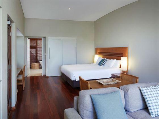 Studio Villa bedroom at Pullman Resort Bunker Bay