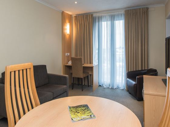 Suite at Copthorne Hotel Auckland