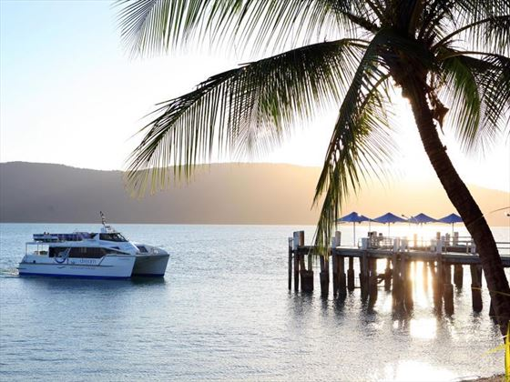 Sunset at Daydream Island Resort & Spa