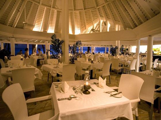 Sunset restaurant at The Club Barbados Resort & Spa