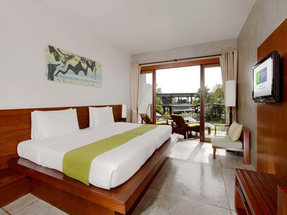 Superior room at Holiday Inn Resort, Krabi