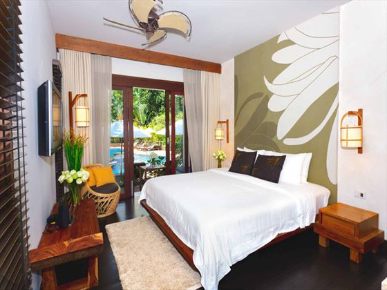 Superior Room at The Tubkaak Boutique Resort