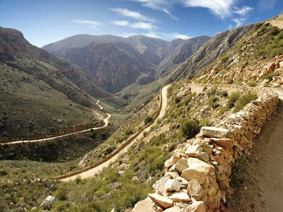 Swartberg Pass, Garden Route, South Africa