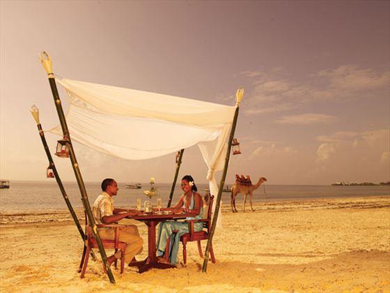 Special honeymoon at Sarova Whitesands Beach Resort & Spa