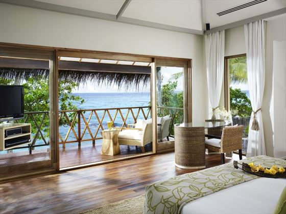 Presidential Nirvana Beach Suite at Taj Coral Reef Resort & Spa