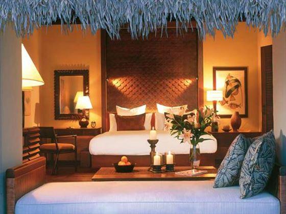 Taj Exotica Resort & Spa Deluxe Water Villa