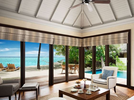 Beach Villa Suite with Pool at Taj Exotica Resort & Spa