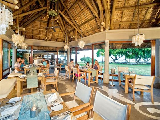 Tamassa Playa restaurant