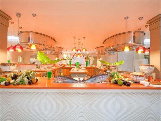 Tamassa Show restaurant