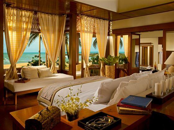 Tanjong Jara Resort Anjung Room with ocean views