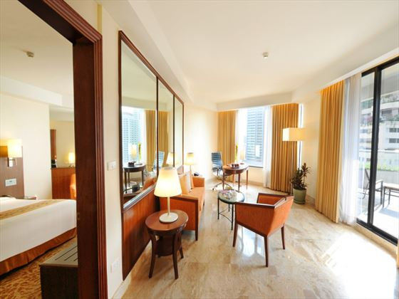 Terrace Suite at Rembrandt Hotel Bangkok