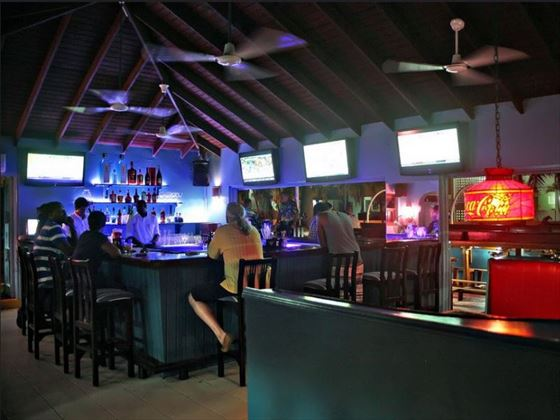 The Blue Room Sports Bar and Grill