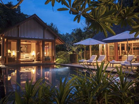 The Datai Two Bedroom Beach Villa