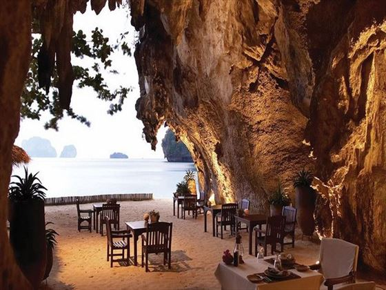 The Grotto at Rayavadee