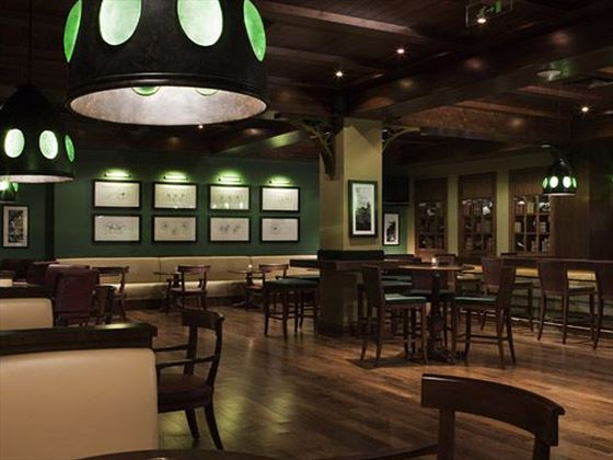 The Hub Irish bar at Sofitel Dubai Jumeirah