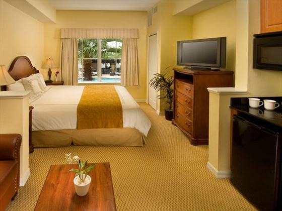 The Point Orlando resort Executive Suite