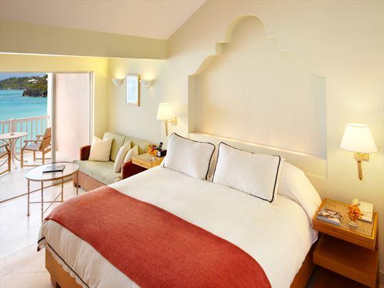 The Reefs Junior Suite bedroom