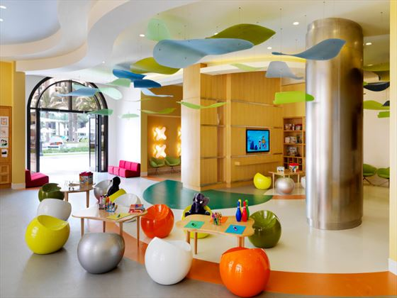 The Ritz Carlton Abu Dhabi Kids Club