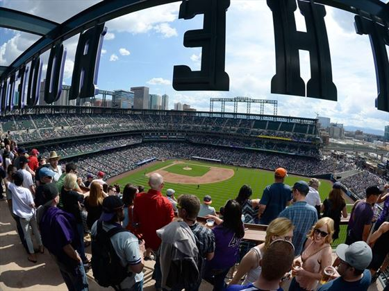 The Rooftop at Coors Field, Denver