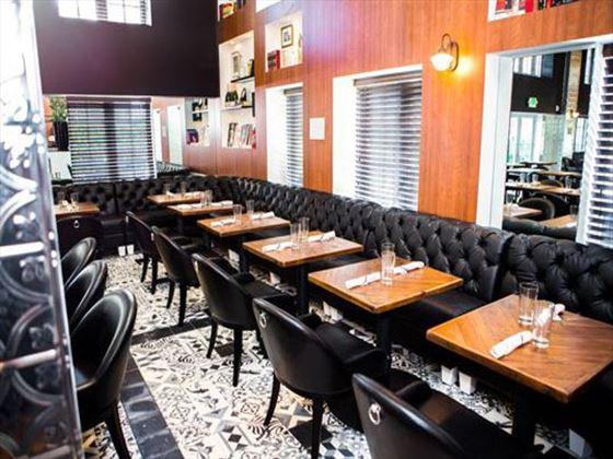 The Tavern restaurant at Hotel Croydon
