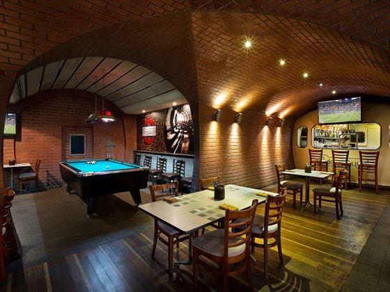 The Underground Pub