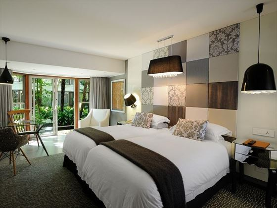 The Vineyard Hotel, King Room