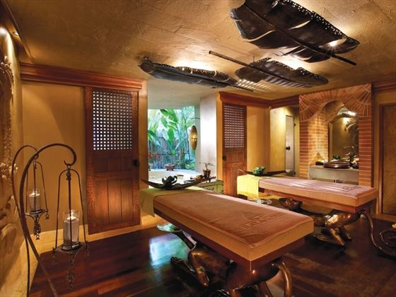 The Rayavadee Spa
