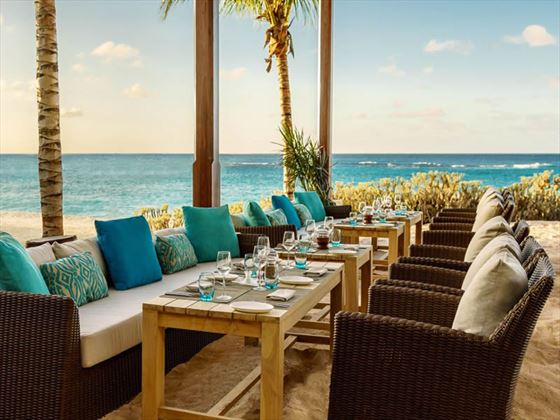 20 Knots Restaurant, Zemi Beach, Anguilla