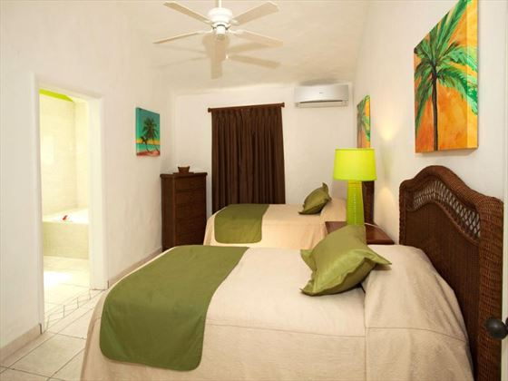 Two-bedroom villa at The Verandah Resort & Spa