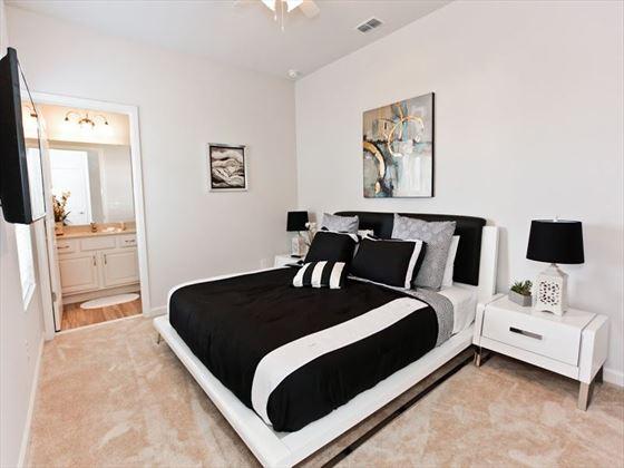 Typical Bella Vida Bedroom