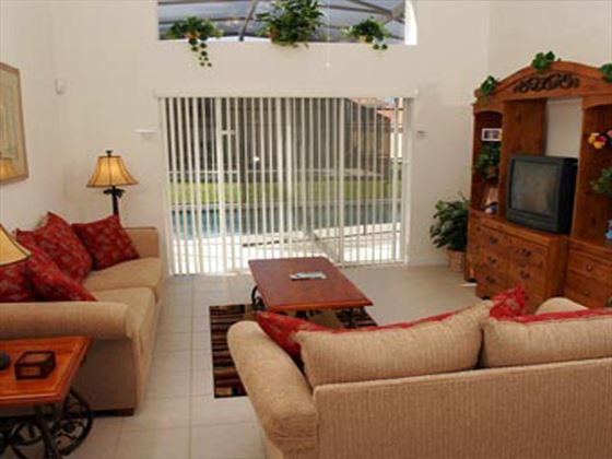 Typical Solana Living Area