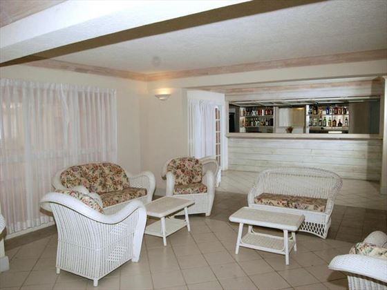 Venetos lounge at Barbados Beach Club
