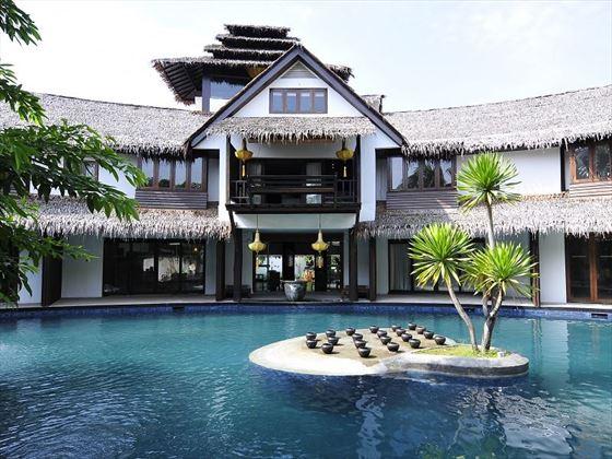 Villa Samadhi Facade
