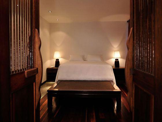 Villa Samadhi Sarang bedroom