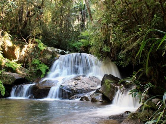Waterfall in Mantadia National Park