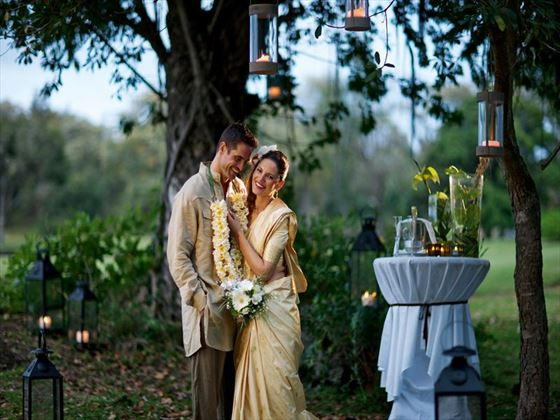 Beautiful weddings at Anahita The Resort