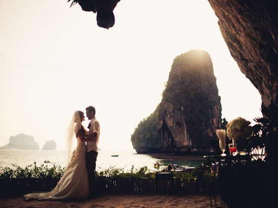 Wedding in Krabi