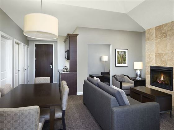 One Bedroom Den Suite, Westin Trillium House, Blue Mountain Resort